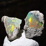 オパール2ヶセット 原石