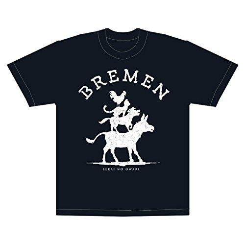 SEKAI NO OWARI BREMEN ブレーメン Tシャツ Lサイズ