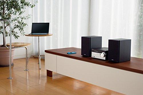 ソニー SONY マルチオーディオコンポ CMT-SX7 : ハイレゾ対応 Bluetooth/Wi-Fi/AirPlay/NFC対応 FM/AM/ワイドFM対応 DSEE HX搭載 CMT-SX7