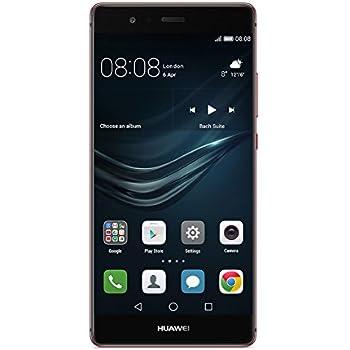 Huawei P9 SIMフリースマートフォン (レッド) 【日本正規代理店品】 EVA-L09-RED