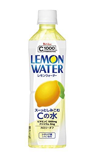 C1000 レモンウォーター(500mL*24本入)