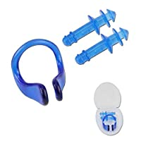 Intex 耳栓 鼻クリップセット 水泳用 ラテックス不使用