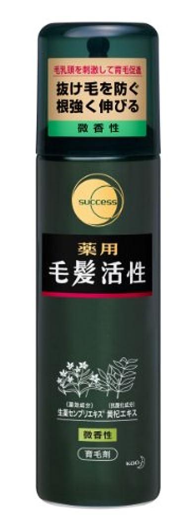 うま湿気の多いダンプサクセス薬用毛髪活性 微香性/185g