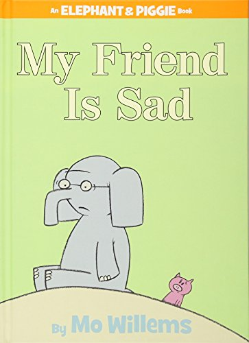 My Friend is Sad (An Elephant and Piggie Book)の詳細を見る