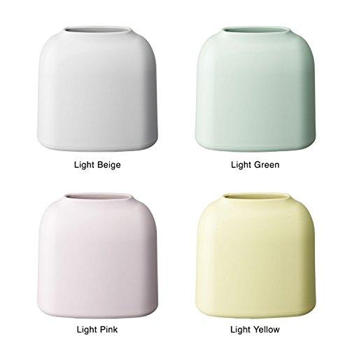 【正規輸入品】 DUENDE(デュエンデ) ティッシュケース PICCOLA Light Beige DU0280LBE