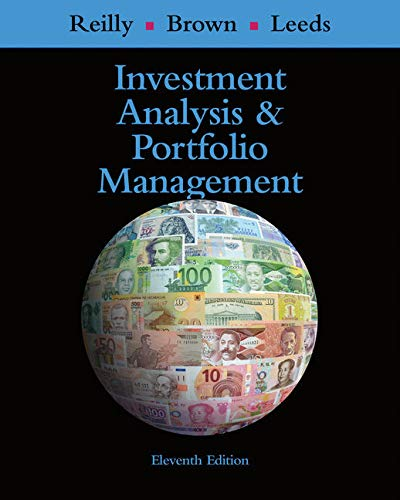Download Investment Analysis and Portfolio Management + Mindtap Finance 1 Term 6 Months Printed Access Card 035726164X