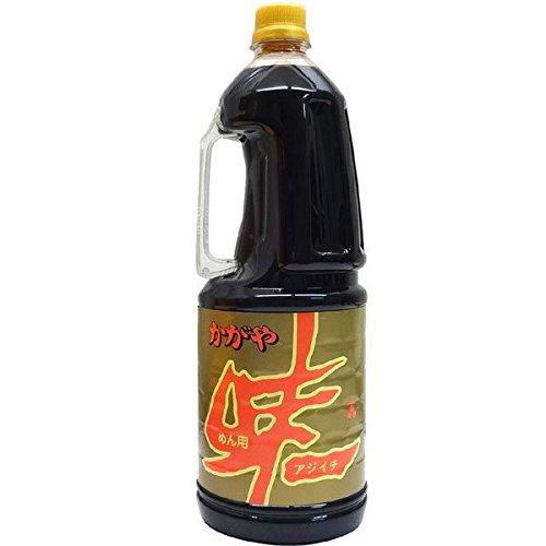 盛田 かがや 味一 アジイチ 醤油 1800ml めん用