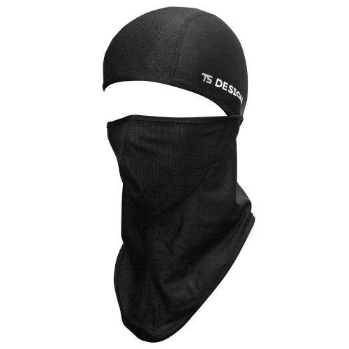 TS DESIGN バラクラバアイスマスク  84119 ブラック フリー