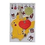 ポケモンセンターオリジナル キーホルダー Poka Poka Pikachu