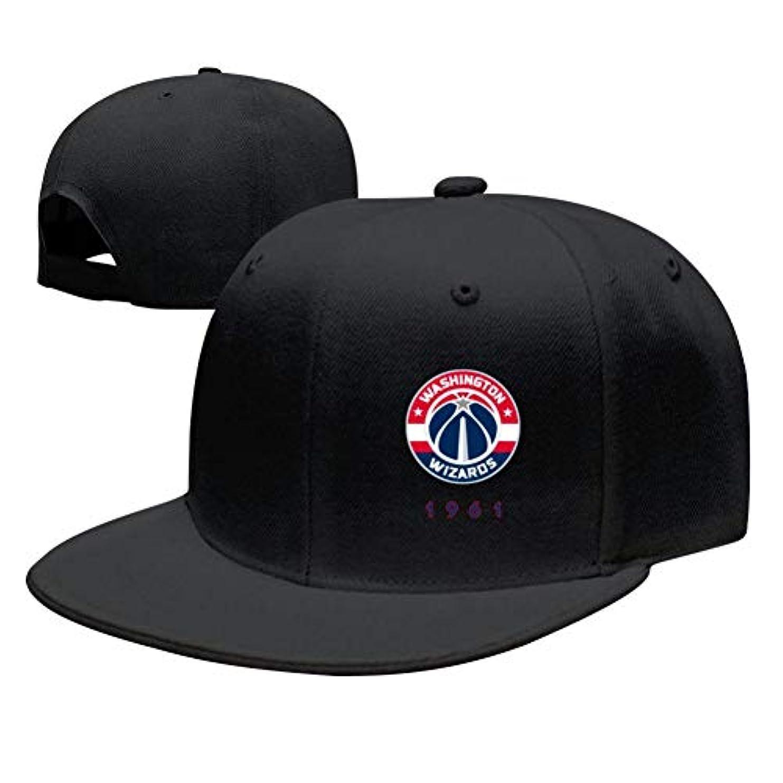 マイコンハブ超えて柳のスポーツ ワシントン ウィザーズ 定番プリント帽子 ヒップポップ メンズ 通勤キャップ 応援帽子 紫外線対策 日よけ ベースボールキャップ
