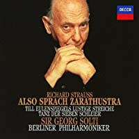 R. Strauss: Also Sprach Zarathustra by R Strauss (2012-10-17)