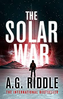 The Solar War (The Long Winter Trilogy Book 2) by [Riddle, A.G.]