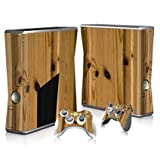 Linyuan 安定した品質 T0212* Skin Decal Wrap Sticker for Microsof XBOX360 SLIM Console+2 Controllers