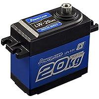 Littleice Power HD FC-20MG 防水 4.8-6.6V スーパートルク デジタル サーボクローラー RC カーズ #49820M