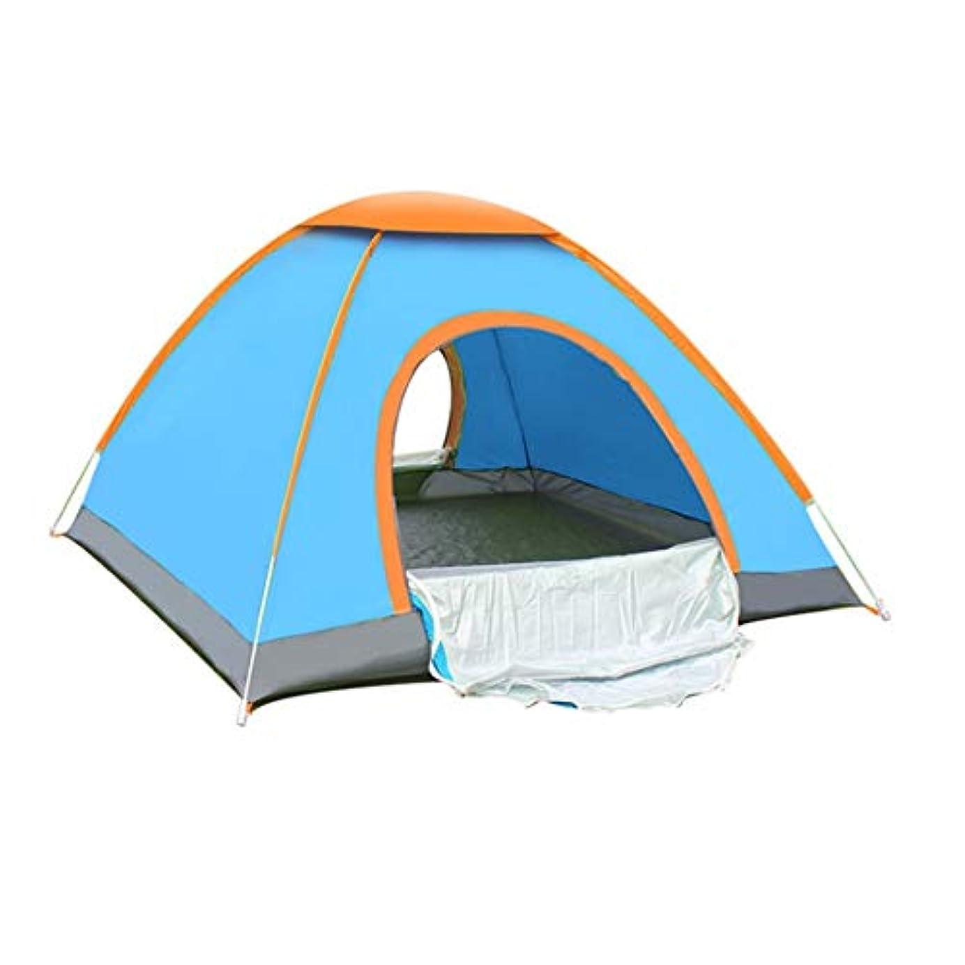 ポケット暫定のなぜテント 旅行テント 防水テント キャンプ?ドア 190 T