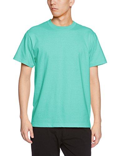 (ユナイテッドアスレ)UnitedAthle 5.6オンス ハイクオリティー Tシャツ 500101 024 ミントグリーン S