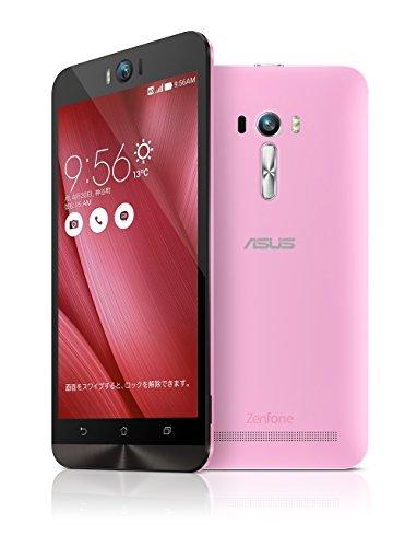 エイスース SIMフリースマートフォン ZenFone Selfieピンク ZD551KL-PK16
