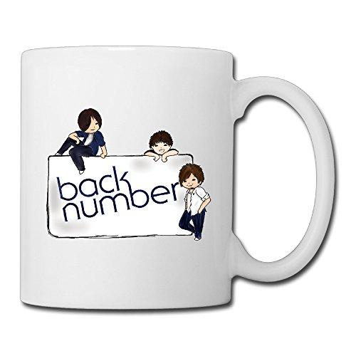 Back Number バックナンバー マグカップ Whit...