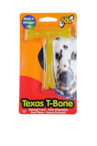 フィド (FIDO) fido テキサスTボーン ビーフの香り Sサイズ(愛犬用デンタルおもちゃ)