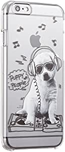 CollaBorn iPhone 6s / 6 (4.7インチ)専用ケース Puppy people OS-I6-412