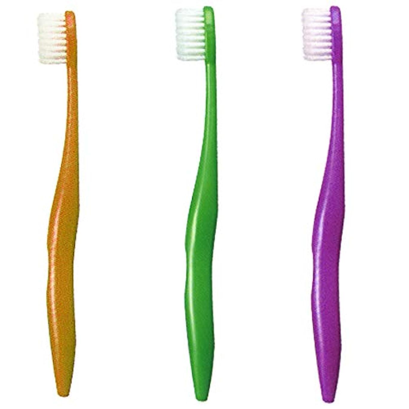 純粋な汚すビット日本製 歯ブラシ ライカブル ミニ 12本【ライカブル】