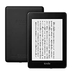 Kindle Paperwhite、電子書籍リーダー、防水機能搭載、Wi-Fi 、8GB(Newモデル)