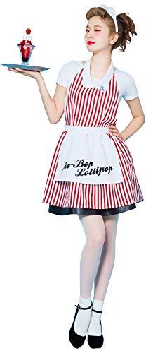 LLL Classic Diner Girl コスチューム ...