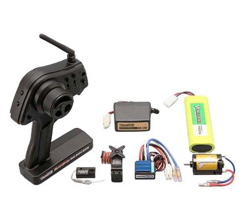 ヨコモ ハイスピードサーボ付 2.4Ghz ランニングセット