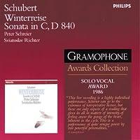 Winterreise, Sonata In C D.840 (Schreier. Richter)