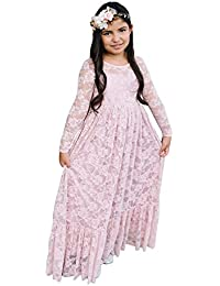 Think Pink Bows DRESS ガールズ