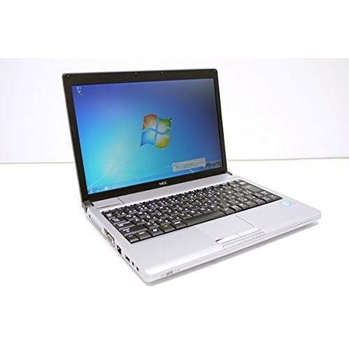 NEC VersaPro VY10G/C-A PC-VY10GCZ7A (Win7Pro/Ci7-1.06GHz/メモリ-2GB/HDD-160GB/光学無/12.1インチ/W-LAN)