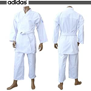adidas(アディダス) 空手着 トレーニング(大人用)上下セット ADI-KT 160