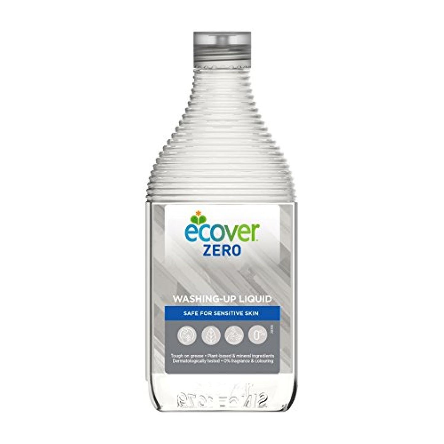 香水寓話リブエコベール 食器用洗剤 ゼロ 450mL