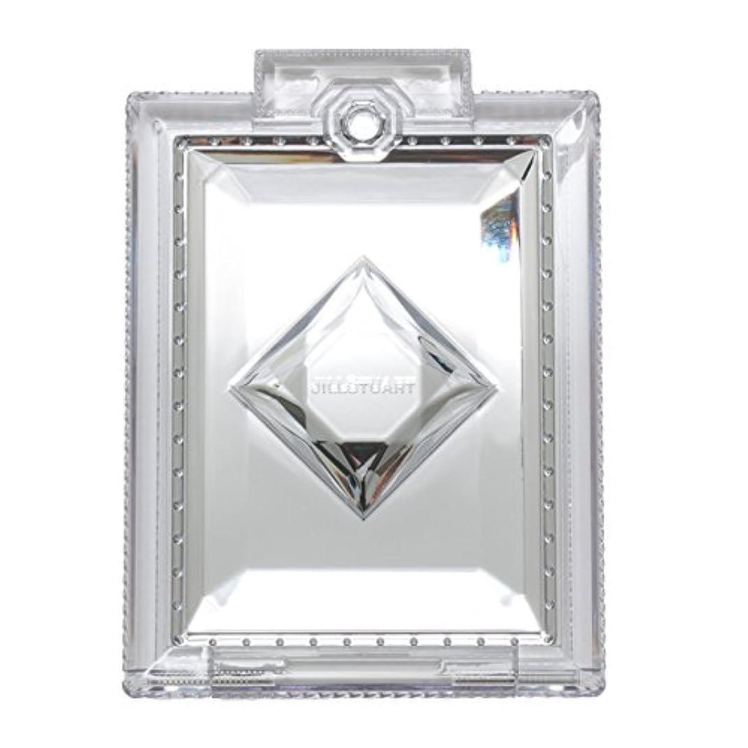 ウェイトレスベーリング海峡累計【名入れ対応可】ジルスチュアート JILL STUART ミラー 鏡 手鏡 Compact Mirror 3 ジルスチュアート スクエア 四角 コンパクトミラー 3 ii 26869