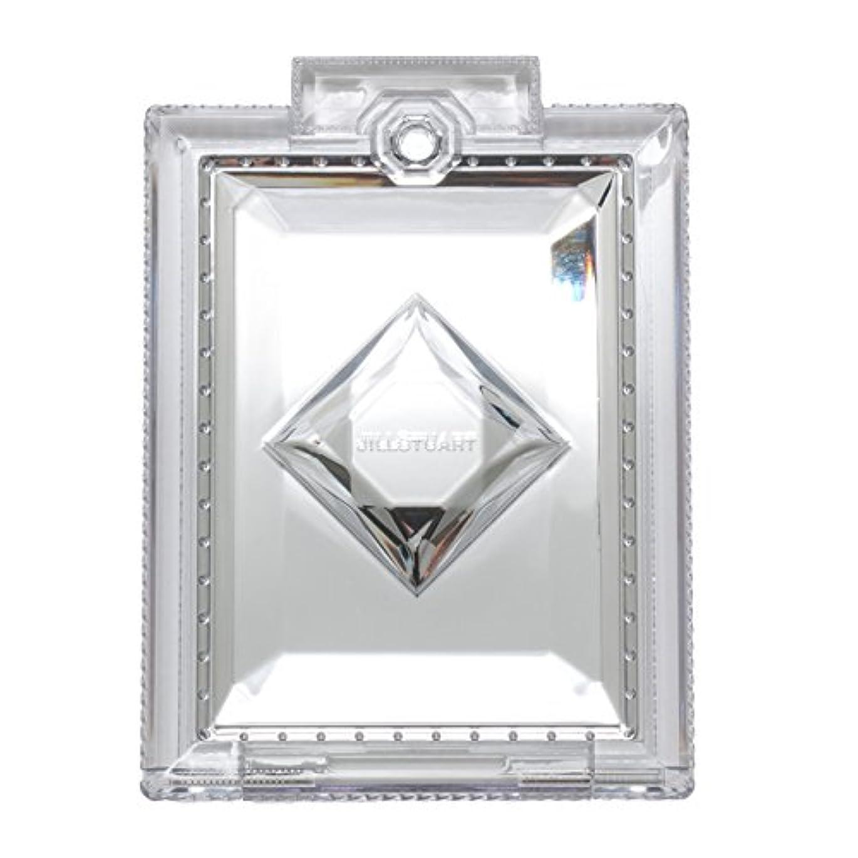 分布並外れたに付ける【名入れ対応可】ジルスチュアート JILL STUART ミラー 鏡 手鏡 Compact Mirror 3 ジルスチュアート スクエア 四角 コンパクトミラー 3 ii 26869