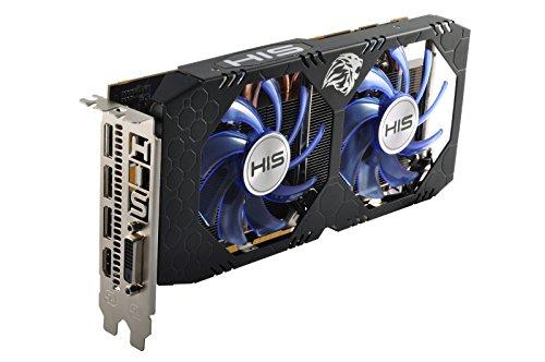 HIS AMD RADEON RX470搭載ビデオ HS-470R4LTNR オーバークロックモデル