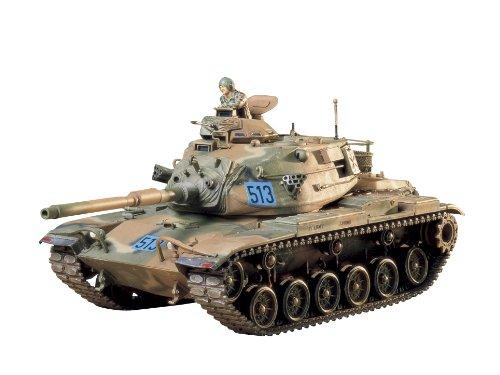 1/35 ミリタリーミニチュアシリーズ No.140 アメリカ M60A3 35140