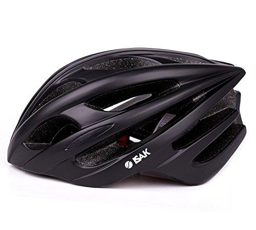 ISAK サイクル ヘルメット 超軽量 磨き砂質感 へるめっ...