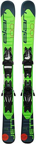 ELAN Jett Kids Skis EL 4.5 Bindings 80cm