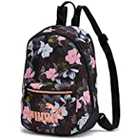 PUMA Women's ID Holder, Puma Black-Floral AOP