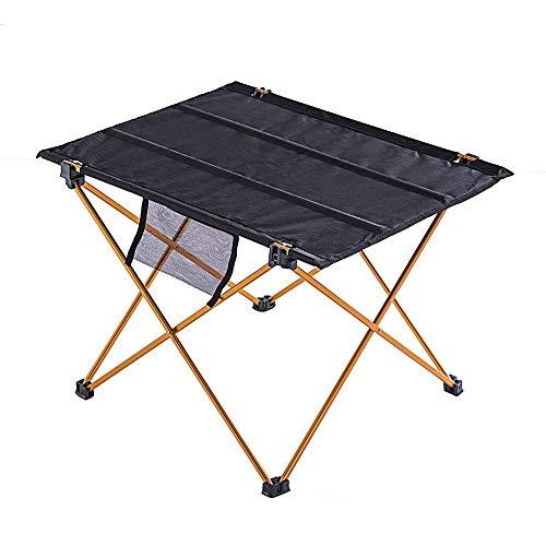 アウトドア テーブル キャンプ テーブル 布テーブル アウトドア ピクニック用 軽量 ロールテーブル 折りたたみ ポータブル コンパクト bbqテーブル レジャー テーブル 折りたたみ式 アルミ合金製 収納バッグ付き