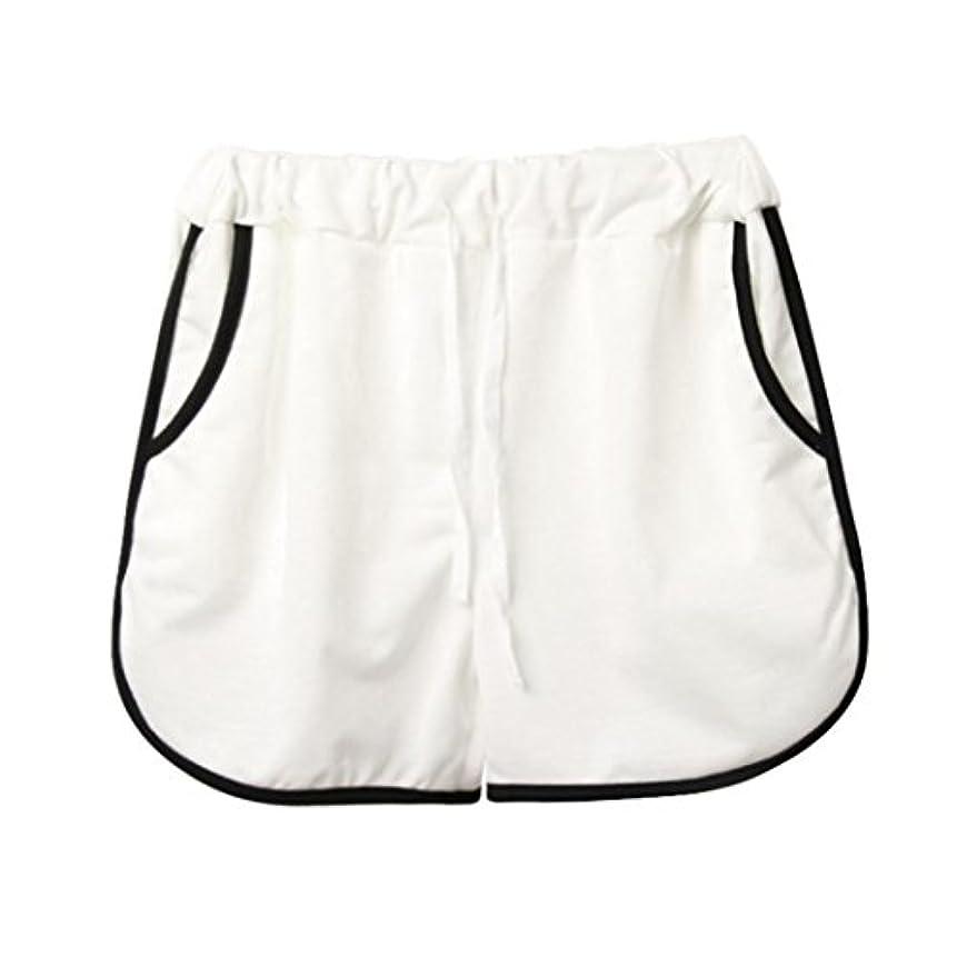 バッグ文芸飢えたショートパンツ レディース Mhomzawa スポーツショーツ カジュアル 速乾性 ホットパンツ 夏 ビーチに活躍する 薄い ルーズ ランニング