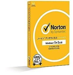 ノートン アンチウイルス ベーシック (最新) | 1年1台版 | Win対応