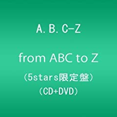 from ABC to Z(5stars限定盤)