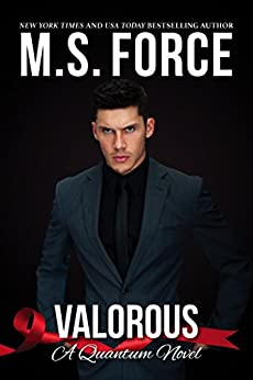 Valorous (Quantum Trilogy Book 2) by [Force, M.S., Force,Marie]