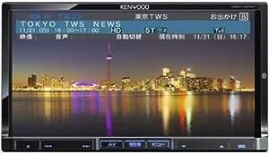 KENWOOD (ケンウッド) 地デジ搭載 SDDナビ 7型LED WVGAモニター インダッシュAVシステム SDD16GB フルセグ4×4 地デジTV/DVD/CD(Bluetooth内蔵) [ KENWOOD ] MDV-727DT