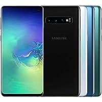 "Samsung Galaxy S10 128GB SM-G973F/DS (FACTORY UNLOCKED) 6.1"" 8GB RAM Dual Sim [並行輸入品] (Green)"
