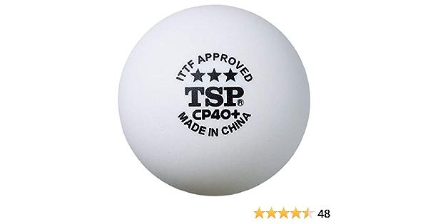 Sonderposten TSP Ball CP40 3*** 12er