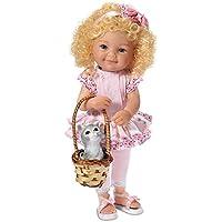 Jane Bradbury Lifelike Poseable Child Doll With Removable Kitten: Ashton Drake by The Ashton-Drake Galleries
