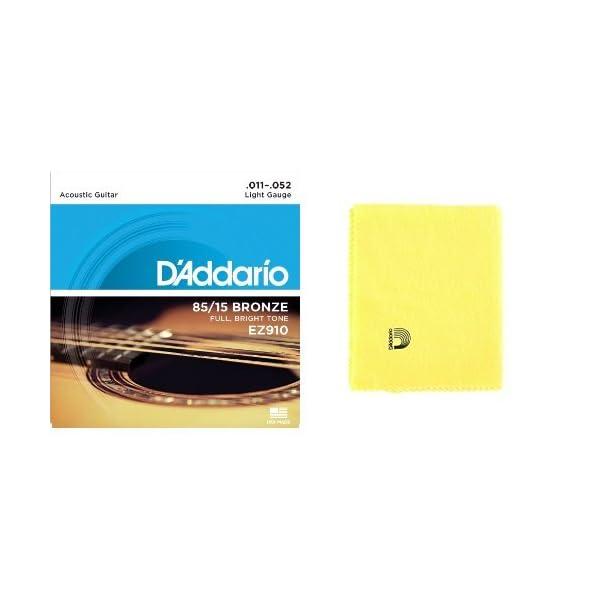 ダダリオ アコースティックギター弦 85/15ア...の商品画像